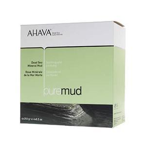 AHAVA デッドシー ミネラルマッド1kg(250g*4)