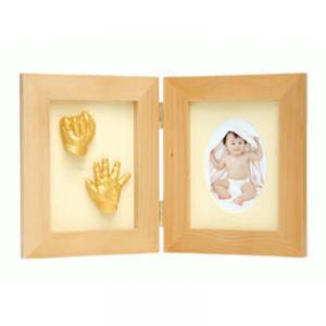 こんにちは!MINI (赤ちゃんの手形・足形メモリアルグッズ)の商品画像大