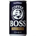 サントリー ボス スーパーブレンド 缶 190ml(×30)