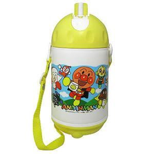 アンパンマンストロー付き水筒(保冷タイプ)