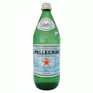 サンペレグリノ 750ml 瓶(×12)