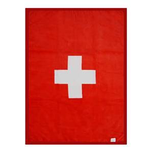 綿マイヤー毛布 : レッドの商品画像大