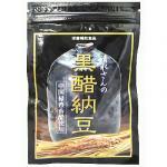 清水さんの黒酢納豆