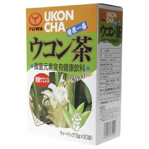 ユーワ ウコン茶 3g×30袋
