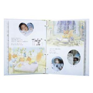 絵本アルバム 赤ちゃんの誕生物語