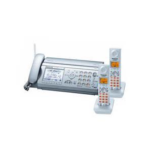 Panasonic 普通紙ファクス おたっくす  KX-PW607DW-S(シルバー・子機2台付き) KX-PW607DW-S