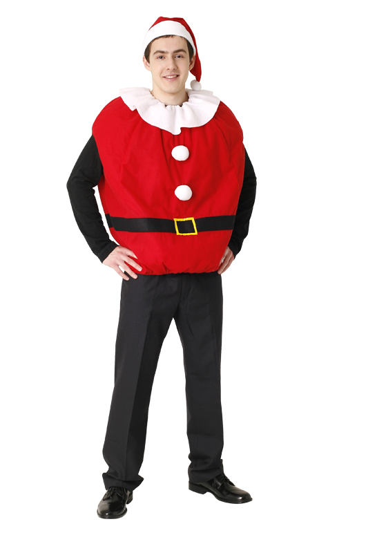 【クリスマスコスプレ 衣装】モコモコサンタ 4560320827627