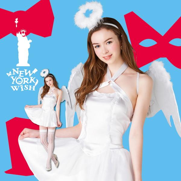 【コスプレ】 New York Wish(ニューヨークウィッシュ) NYW ホワイトキューピッド