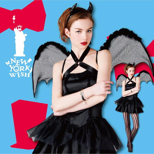 【コスプレ】 New York Wish(ニューヨークウィッシュ) NYW ブラックデビル