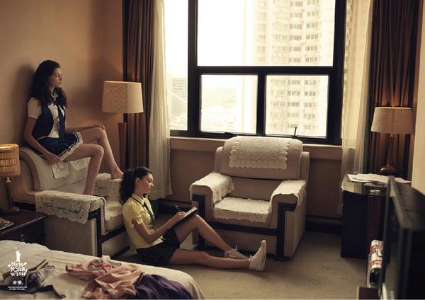 【コスプレ】 New York Wish(ニューヨークウィッシュ) コスプレ ベストスクールガール Sサイズ NYW_0902 4560320840220