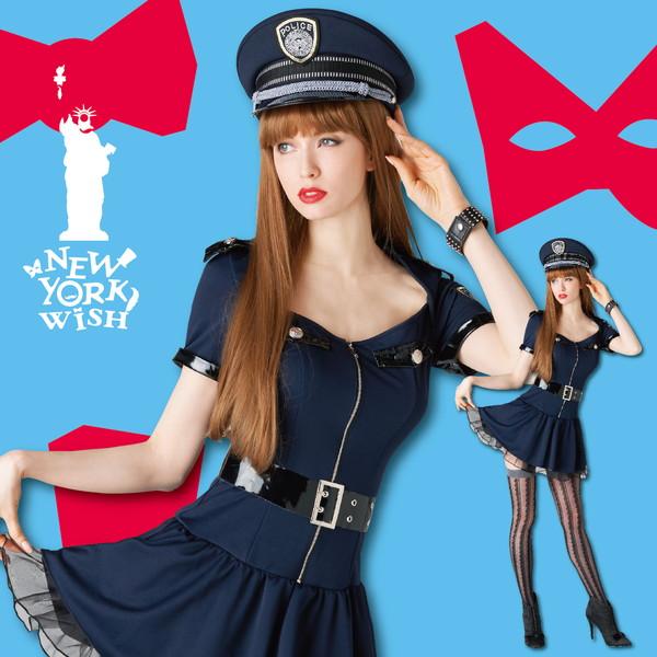 【コスプレ】 New York Wish(ニューヨークウィッシュ) NYW ワンピースポリス