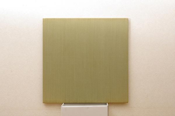 純国産(日本製) ユニット畳 ジョイントマット 『シンプル』 88×88×2.7cm(2枚1セット)