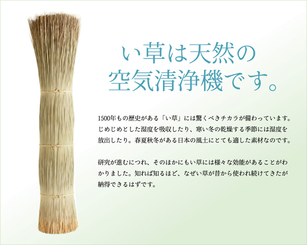 純国産 日本製 ユニット畳 『ふっくら微笑み』 82×82×2.2cm(9枚1セット) 中材:ウレタンチップ+硬綿