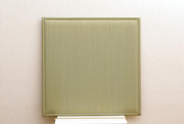 ユニット畳 『しずか低反発』 82×82×2.3cm(4枚1セット)(中材:低反発ウレタン+フェルト)