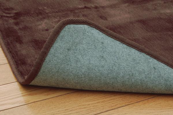 洗える ウォッシャブルラグカーペット 『WSウェンデル』 グリーン 200×300cm
