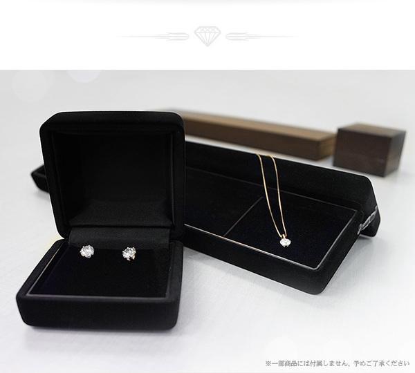 K18 0.3ctダイヤモンドペンダント/ネックレス スクリューチェーン