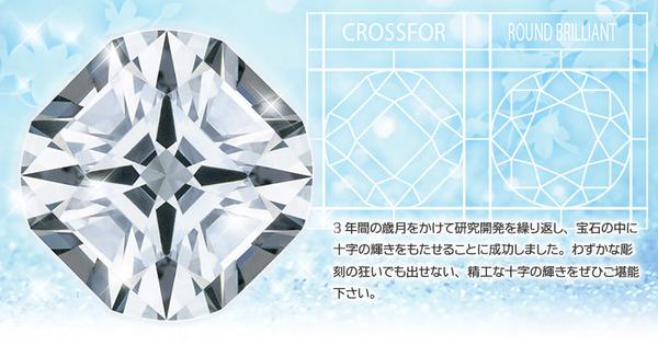 クロスフォーニューヨーク Dancing Stoneシリーズ(ダンシングストーン)  Shiny Blossom ペンダント NYP-593
