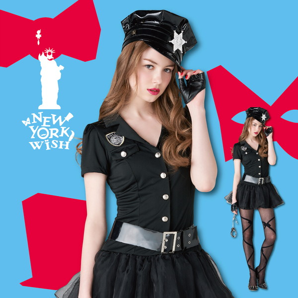 【コスプレ】 New York Wish(ニューヨークウィッシュ) NYW シティポリス