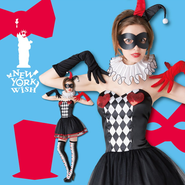 【コスプレ】 New York Wish(ニューヨークウィッシュ) NYW マスカレードジョーカー