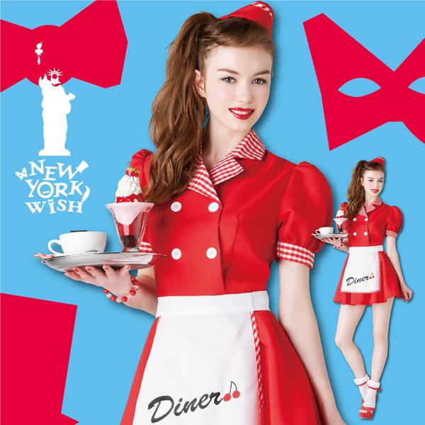 【コスプレ】 New York Wish(ニューヨークウィッシュ) NYW チェリーダイナー
