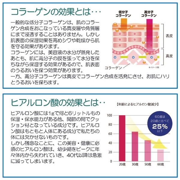 DIXTOWAJ 美容液M 【高保湿】 55ml入り ローヤルゼリー・コラーゲン・ヒアルロン酸配合 日本製