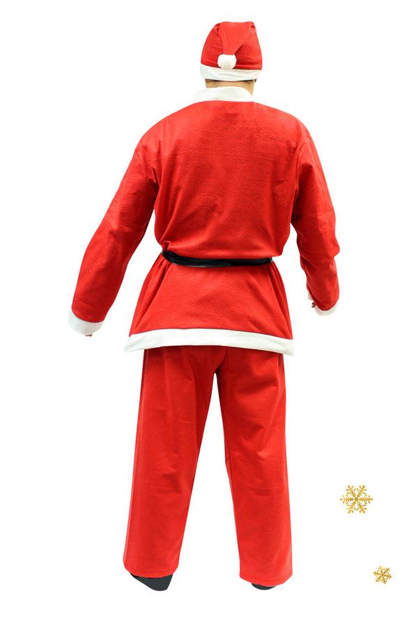 【クリスマスコスプレ 衣装】P×P メンズサンタクロース サンタコスプレ男性用 5点セット