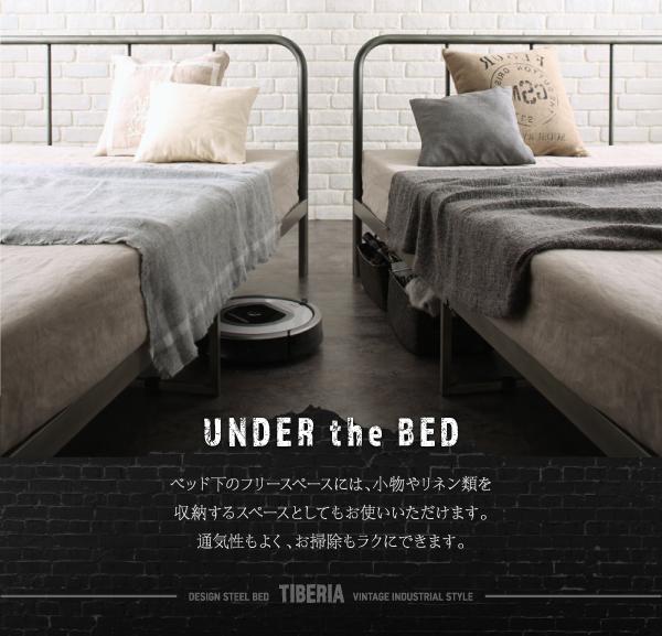 ベッド シングル フッドロー【Tiberia】...の説明画像8