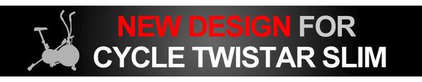 サイクルツイスタースリムWT550+専用床保護マットセット