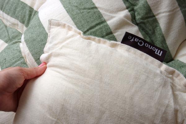 インド綿 こたつ布団 長方形 掛け単品 『ロカ』 ネイビー 約205×245cm