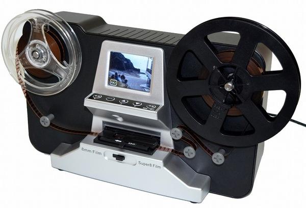 8mmフィルムデジタルコンバーター 【3号〜5号サイズ対応】 デジタル保存 コンパクト とうしょう TLMCV8