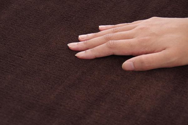 ラグマット カーペット だ円 洗える 抗菌 ...の説明画像12