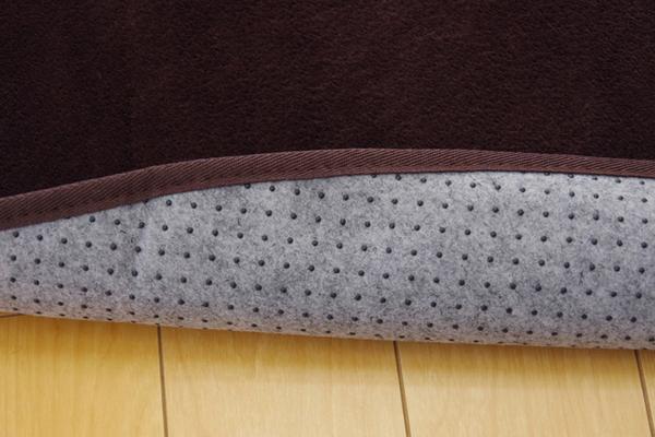 ラグマット カーペット だ円 洗える 抗菌 ...の説明画像14