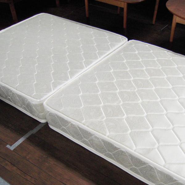 マットレス シングル 2-AP170S WH(ホワイト)(本体)幅970×奥行1950×高さ170mm