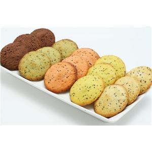 ダンボール入り1Kg 寒天豆乳おからクッキー(チアシード入り)