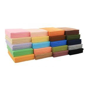 20色バランス三つ折りマットレス シングル コーラルピンク