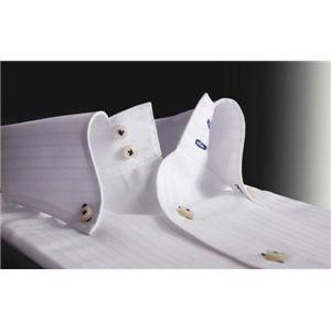 カラーステッチ ドゥエボットーニボタンダウンシャツ3枚セット ホワイト 3L