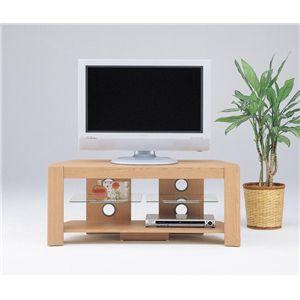 【DIGITAL STATION】TVボード 120W TVボード ライトブラウン