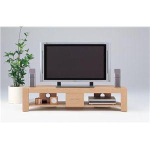 【DIGITAL STATION】TVボード 160W ロータイプ TVボード ロータイプ ライトブラウン