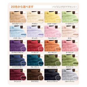 【訳あり・在庫処分】【単品】ボックスシーツ ダブル アイボリー 20色から選べる!365日気持ちいい!コットンタオルボックスシーツ