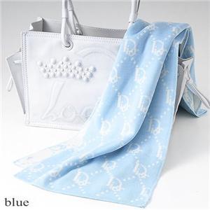 Christian Dior マフラー 2026 ブルー