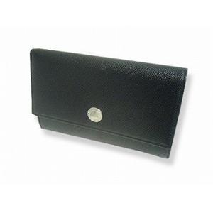 ブルガリ 20406 財布 3つ折り 長財布 BVLGARI  ブラック