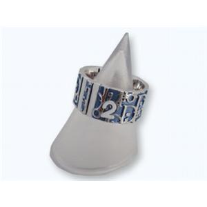 クリスチャン ディオール D80589 BL トロッター リング Christian Dior ブルー