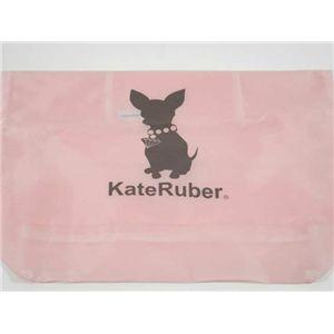 KateRuber(ケイトルーバー) エコバッグ ECO ピンク