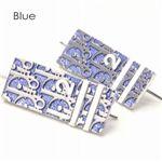 Christian Dior(クリスチャン ディオール) トロッターピアス D69391/ブルー