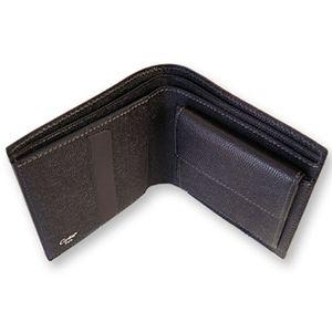 Cartier(カルティエ) 二つ折 財布 サントスライン L3000772 BK