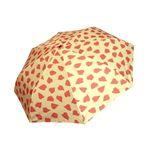 折りたたみ傘(68908)/カラー:クリーム