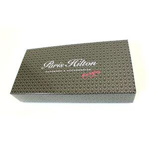 PARIS HILTON パリスヒルトン ラウンドファスナー長財布 WAFO0842A ForeverLine ブラック