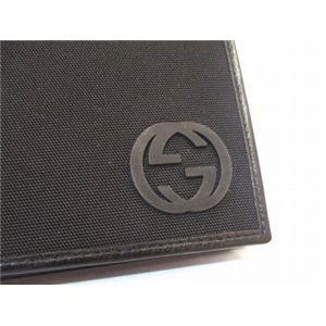 GUCCI(グッチ) 2ッ折り財布小銭入れ付き 181682 F7AYX 1000