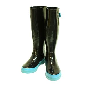 MARC BY MARC JACOBS レインブーツ  RubberBoot/カラー:ブルー