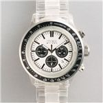 HEB milano(へブ ミラノ) 腕時計 18000ALLS00094 j speed chrono white/black